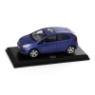 Picture of Model car Kia Pride Rio blue