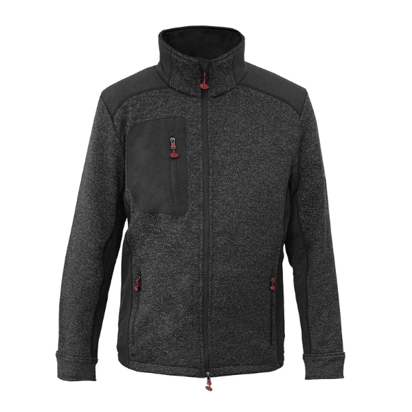 Picture of Bonded fleece jacket GT