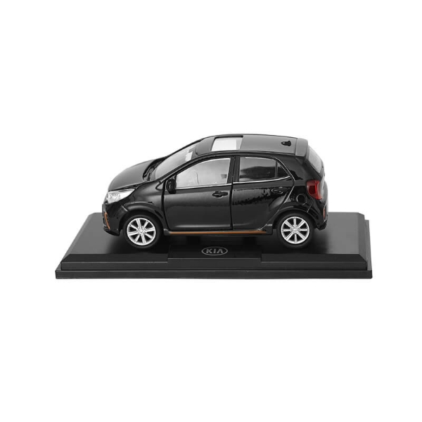 Picture of Model Car Kia Picanto Black