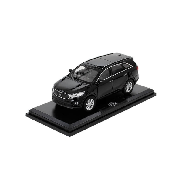 Picture of Model car Kia Sorento Aurora Black Pearl