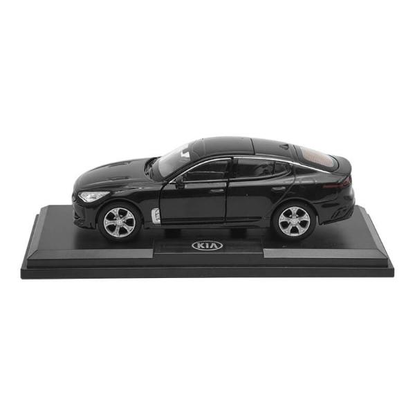 Picture of Model Car Kia Stinger Aurora Black Metallic