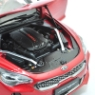 Picture of Model Car Kia Stinger scale 1:18 High Chroma Red