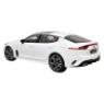 Picture of Model Car Kia Stinger scale 1:18 Snow White Pearl