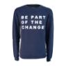 """Picture of Ecoalf Sweatshirt KIA """"Go Electric"""""""